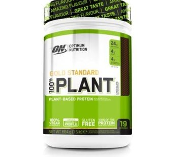 Optimum Nutrition 100 % Gold Standard Plant Protein eiwit, 684 g, Chocolate