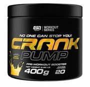 ESN  Crank Pump Workout Booster, 400 g, Fresh Orange