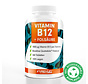 VITAMINE B12 + FOLIC ACID  Methylcobalamine B12 & bioactief foliumzuur (360 tabletten)