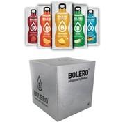 Bolero  Drinks, 58 smaken proefpakket. Laat je verrassen!