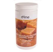 Dline Caramel proteïnedieet shake 510 gram
