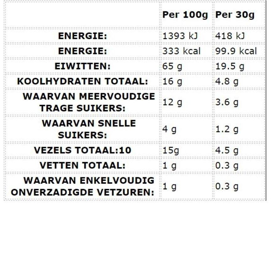 Bosvruchten proteïnedieet shake 510 gram