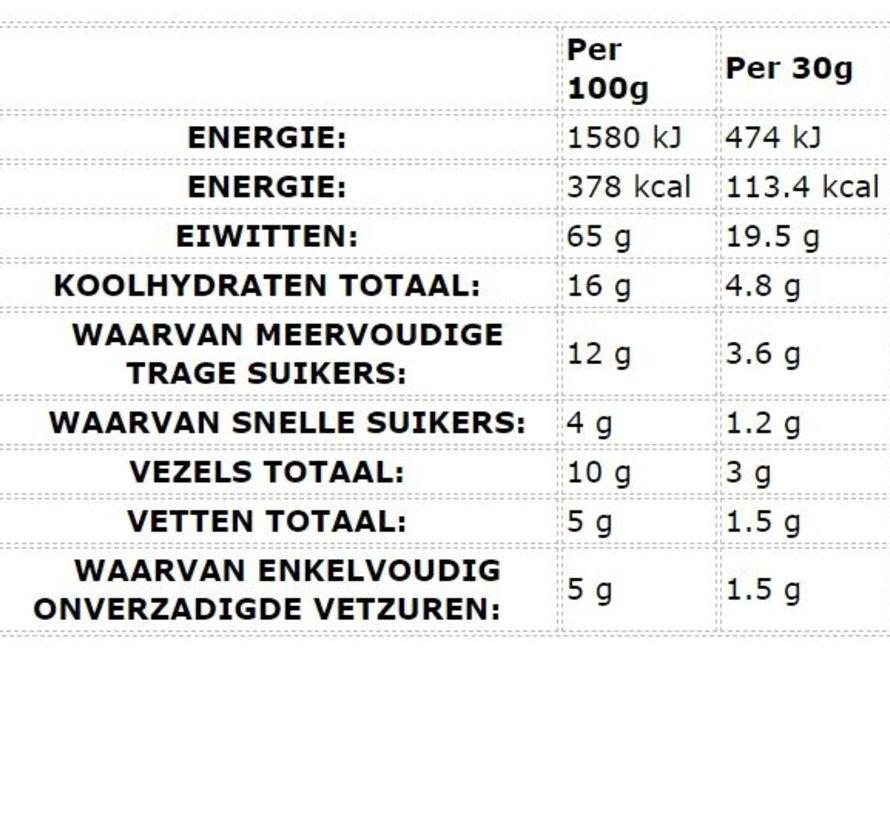 Vanille proteïnedieet shake 510 gram