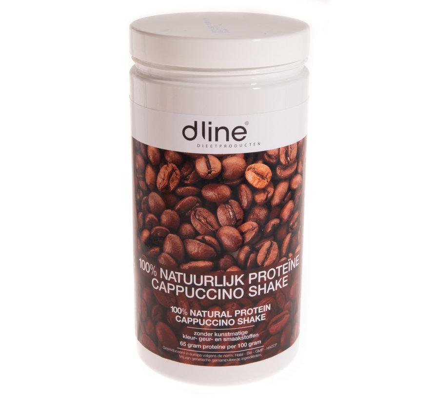 Cappuccino proteïnedieet shake 510 gram