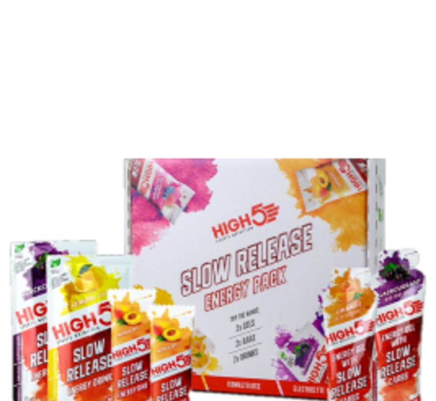 Slow Release Energy Pack
