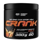 ESN  Crank Pre-Workout Booster, 380 g, Cola
