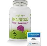 Nutri Plus Brainfood Orthomoleculair 50 capsules