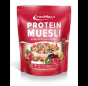 IronMaxx Protein Muesli Framboos 550 gram