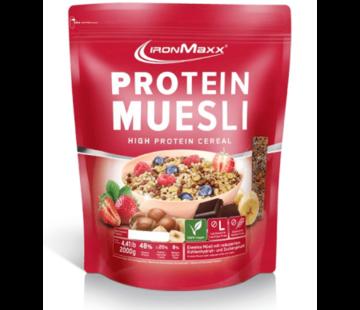 IronMaxx Protein Muesli Double Chocolate 550 gram