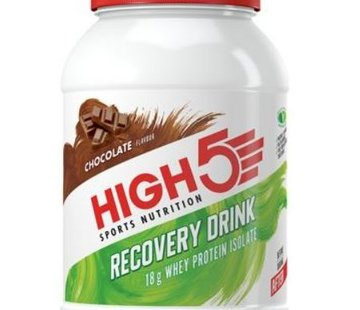HIGH5 Recovery Drink Chocolate, 1600 gram