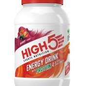 HIGH5 Energy Drink Berry 4:1 (met proteïne), 1600 gram