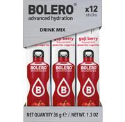 Bolero  Sticks, smaak Goji Berry (12x3 gram)