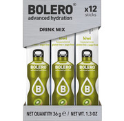 Bolero  Sticks, smaak Kiwi (12x3 gram)