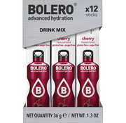 Bolero  Sticks, smaak Cherry (12x3 gram)