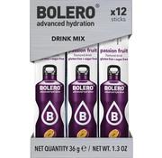 Bolero  Sticks, smaak Passionfruit (12x3 gram)