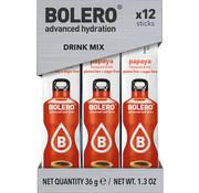 Bolero  Sticks, smaak Papaya (12x3 gram)