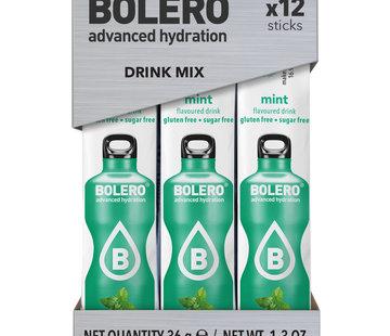 Bolero  Sticks, smaak Mint (12x3 gram)
