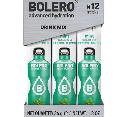 Bolero  Sticks, smaak Honey Mint (12x3 gram)