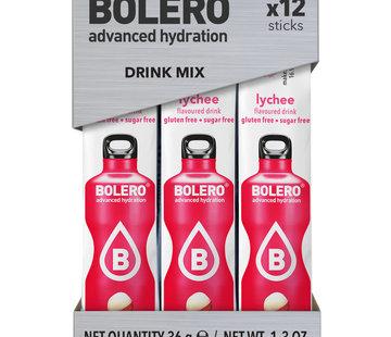 Bolero  Sticks, smaak Lychee (12x3 gram)
