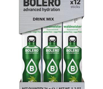 Bolero  Sticks, smaak Waldmeister (12x3 gram)