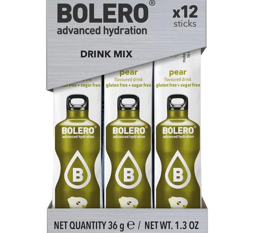Bolero  Sticks, smaak Pear (12x3 gram)