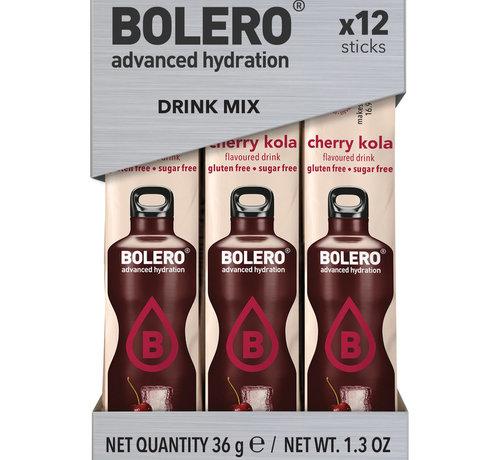 Bolero  Sticks, smaak Cherry Kola (12x3 gram)