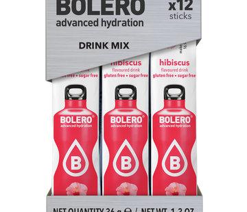 Bolero  Sticks, smaak Hibiscus (12x3 gram)