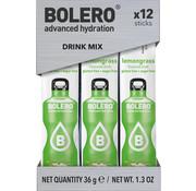 Bolero  Sticks, smaak Lemongrass (12x3 gram)