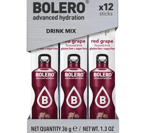 Bolero  Sticks, smaak Red Grape (12x3 gram)