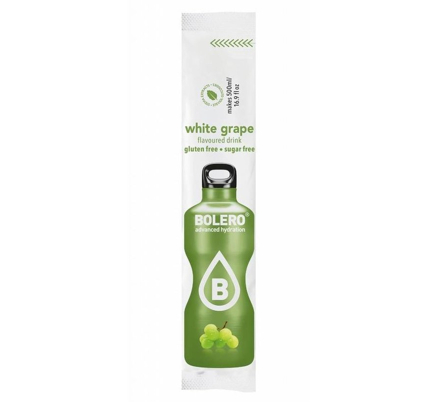 Sticks, smaak White Grape (12x3 gram)