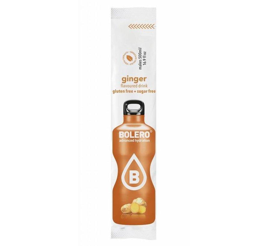 Sticks, smaak Ginger (12x3 gram)
