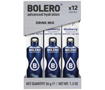 Bolero  Sticks, smaak Blueberry (12x3 gram)
