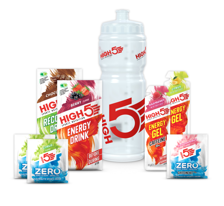 Starter Nutrition Pack