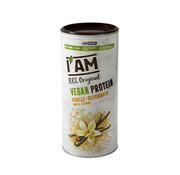 AMSPORT Vegan Protein (lactosevrij), blikje van 450 g, Vanille