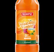 Slimpie Sinaasappel-framboos 0% suiker 0,65 liter