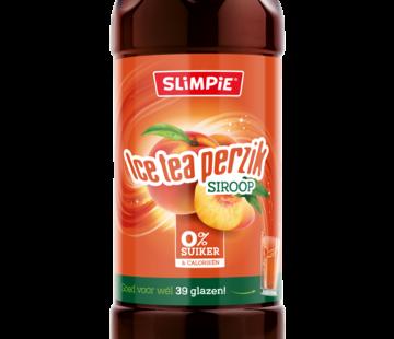 Slimpie Icetea Perzik 0% suiker 0,65 liter