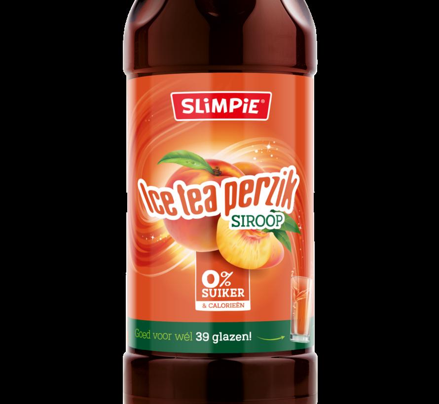 Icetea Perzik 0% suiker 0,65 liter