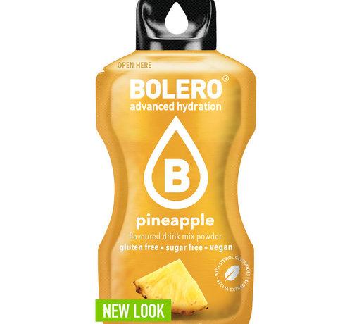 Bolero  Sticks, smaak Pineapple (12x3 gram)