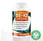VITAMIN D3 + K2 100% veganistisch (180 tabletten)