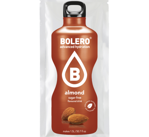 Bolero  limonade Drinks, Almond (1x9 gram)