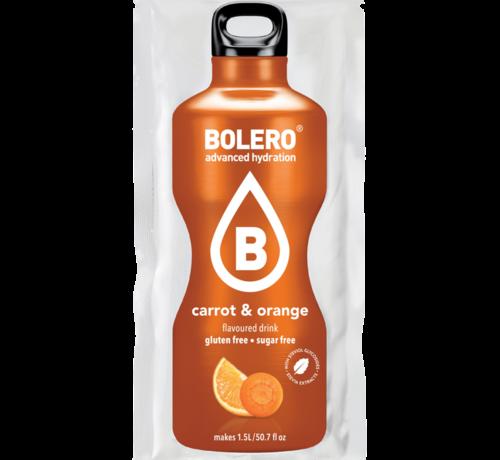 Bolero  limonade Drinks, Carrot & Orange (1x9 gram)