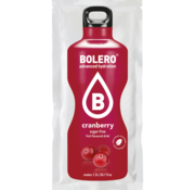 Bolero  Drinks, Cranberry (1x9 gram)