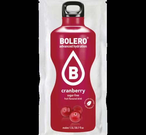 Bolero  limonade Drinks, Cranberry (1x9 gram)