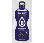 Bolero  Drinks, Elderberry (1x9 gram)