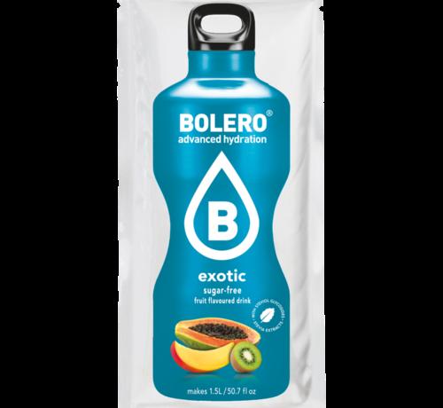 Bolero  limonade Drinks, Exotic (1x9 gram)