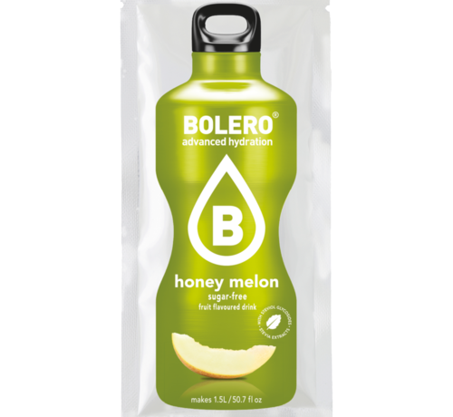 Bolero  limonade Drinks, Honey Melon (1x9 gram)