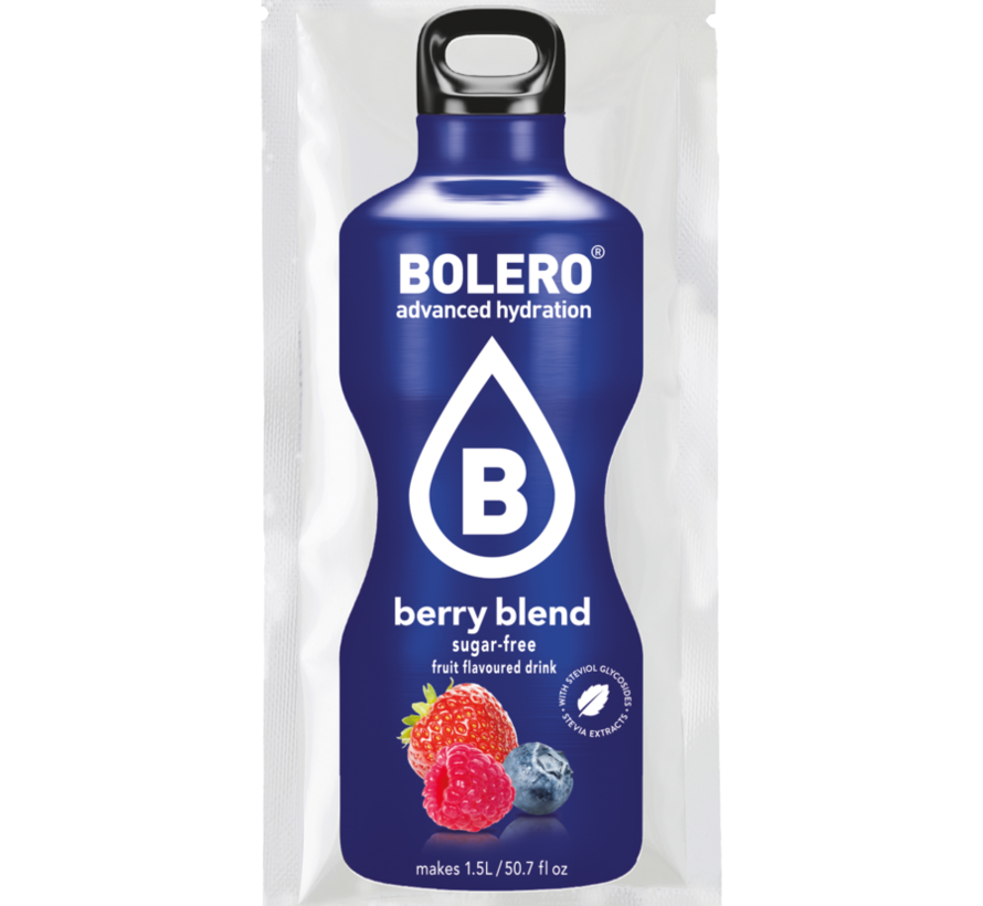 limonade Drinks, Berry Blend (1x9 gram)