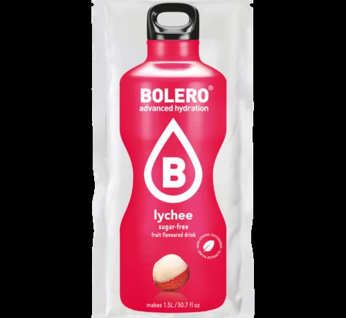 Bolero  limonade Drinks, Lychee (1x9 gram)