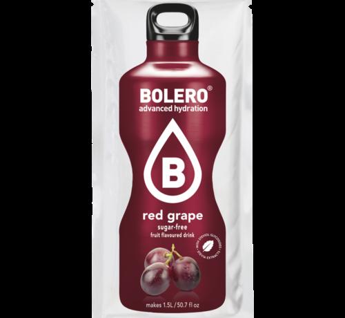 Bolero  limonade Drinks, Red Grape (1x9 gram)