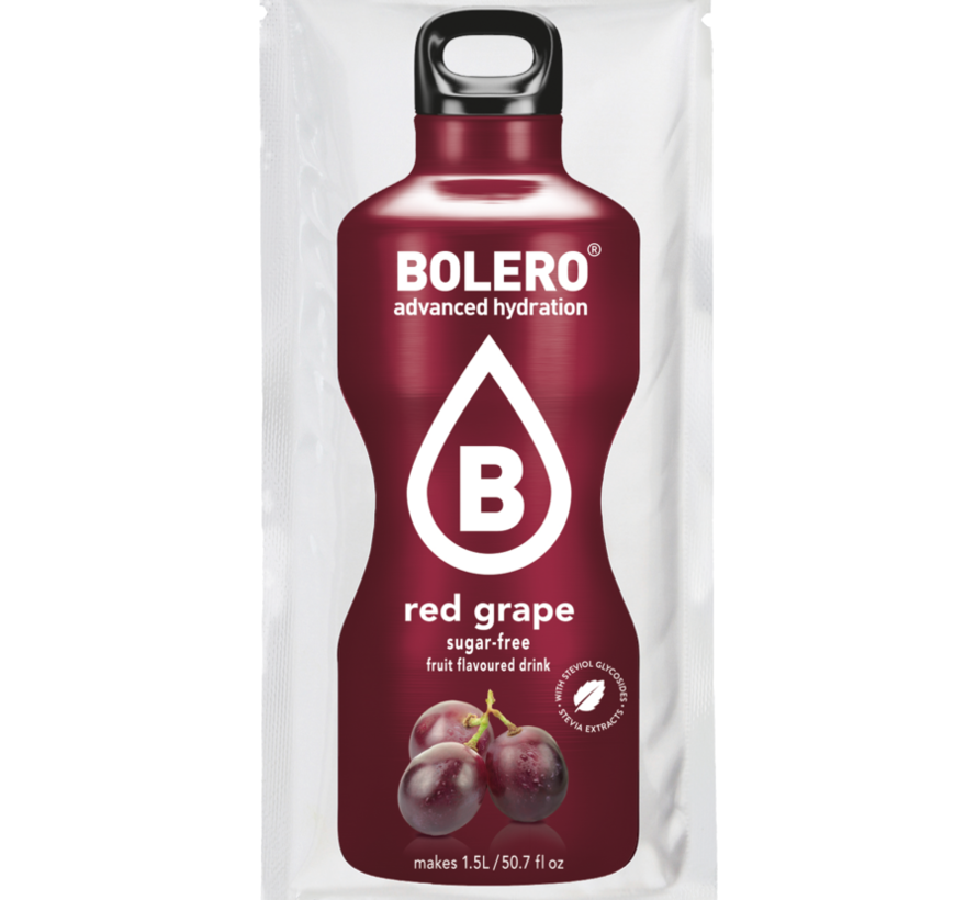 limonade Drinks, Red Grape (1x9 gram)